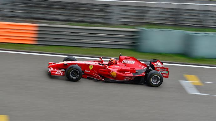 Wallpaper: Ferrari F1 car