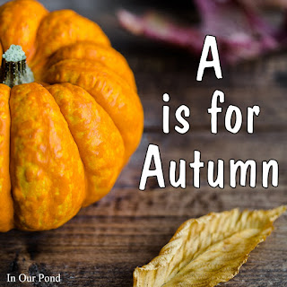 A is for Autumn- a Homeschool Unit from In Our Pond