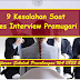 9 Kesalahan Saat Tes Interview Pramugari Lion Air Asia