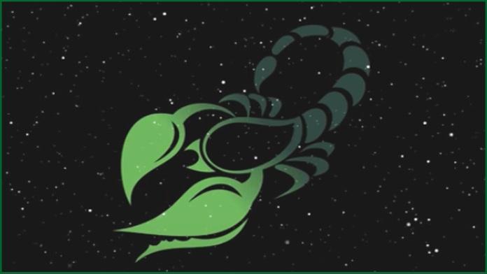 Oroscopo aprile 2018 Scorpione