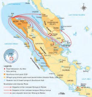 Sejarah Kesultanan Aceh Darussalam Secara Singkat