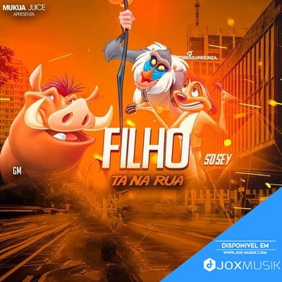 capa do audio Filho ta na Rua de Yuri da Cunha