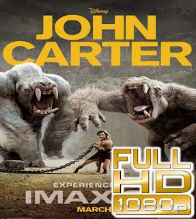 John Carter นักรบสงครามข้ามจักรวาล HD 2012