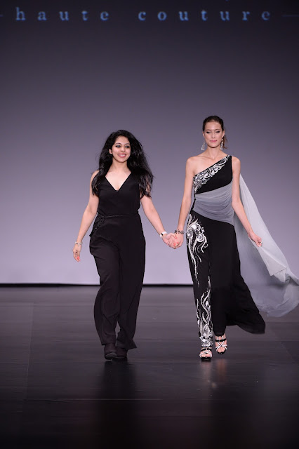 Designer Shilpa Panjabi showcases her collection in HKTDC CENTRESTAGE (2...-min