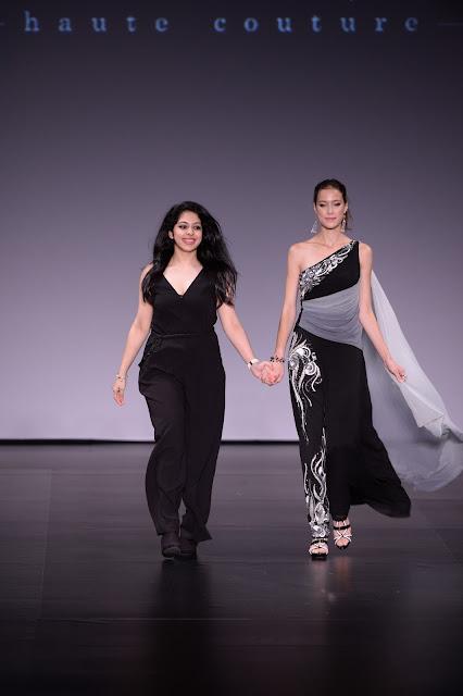 Designer Shilpa Panjabi showcases her collection in HKTDC CENTRESTAGE (2...-min