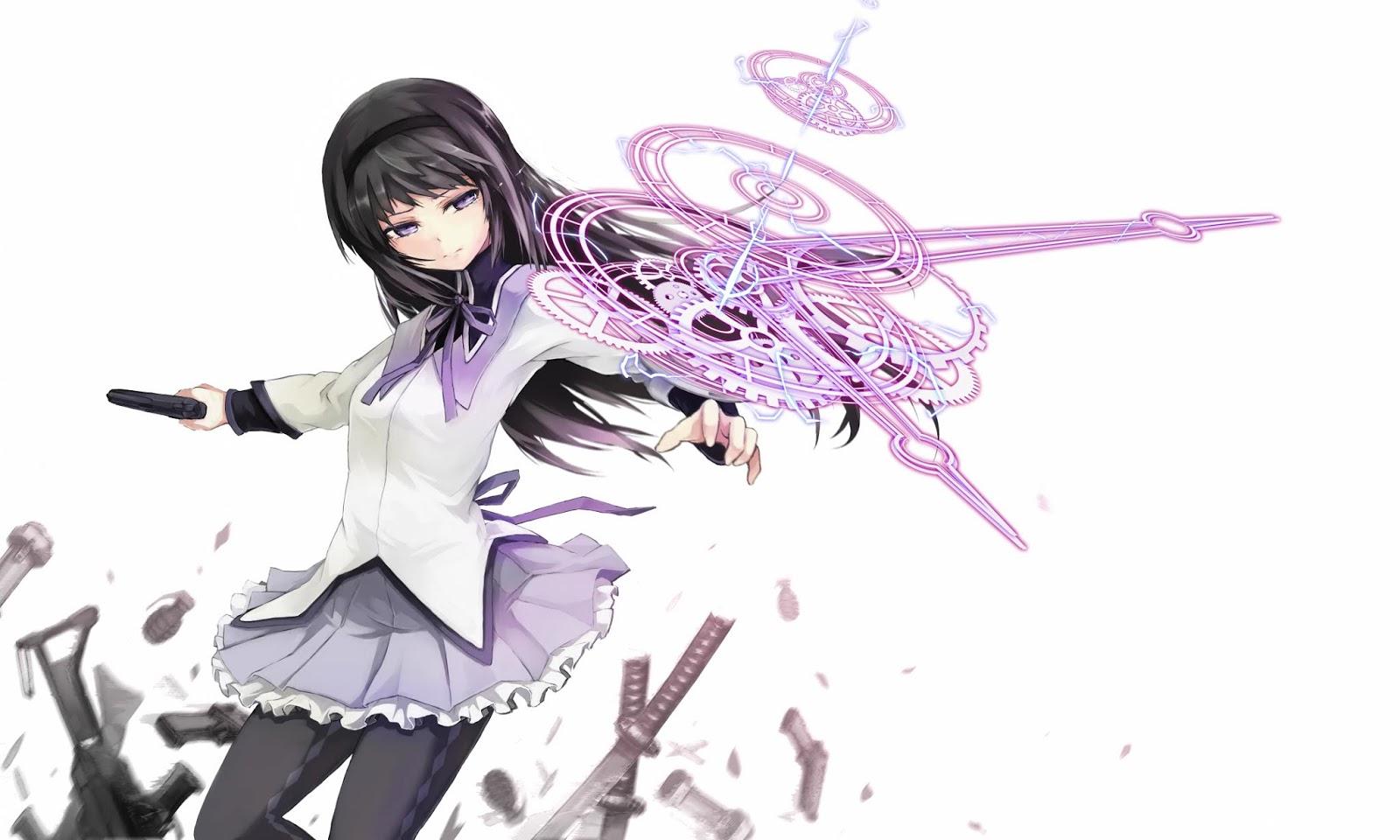 Top 10 garotas mágicas mais fofas dos animes da madrugada