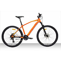 Sepeda Gunung Thrill Vanquish 3.0 AG 2017 27,5 Inci