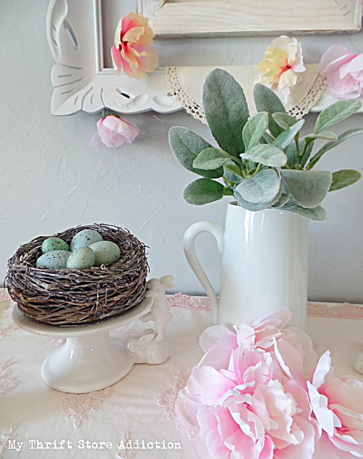 whimsical spring home tour