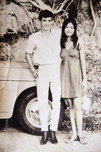Bekas Tentera British Berjaya Jejak Kekasih Melayu 47 Tahun Lalu