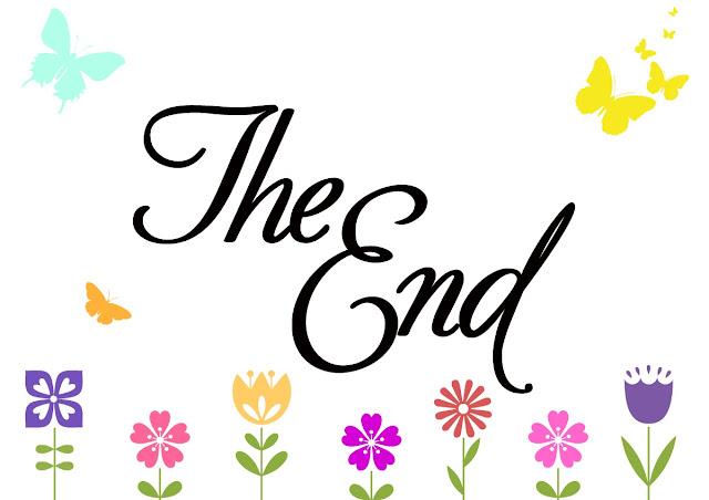 The End: Пустые баночки за май-август