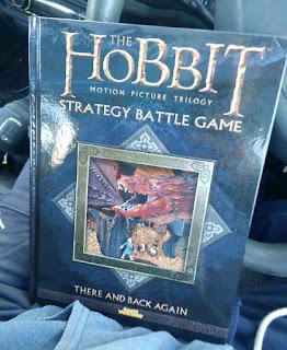 My book arrived - finally