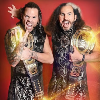 Matt Jeff Hardy Boyz WWE ROH TNA Return Delightful