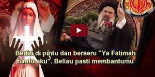 Syiah Dianjurkan Sholat Ke Fatimah [Video]