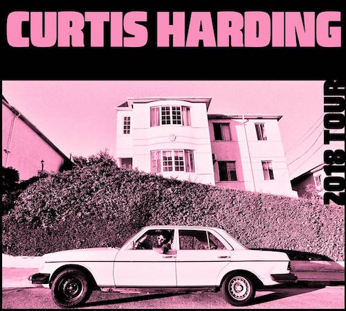 Curtis Harding @ Velvet Underground, March 25