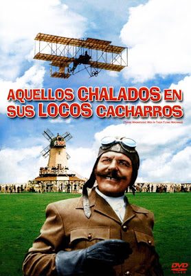 Those Magnificent Men in their Flying Machines [Latino]