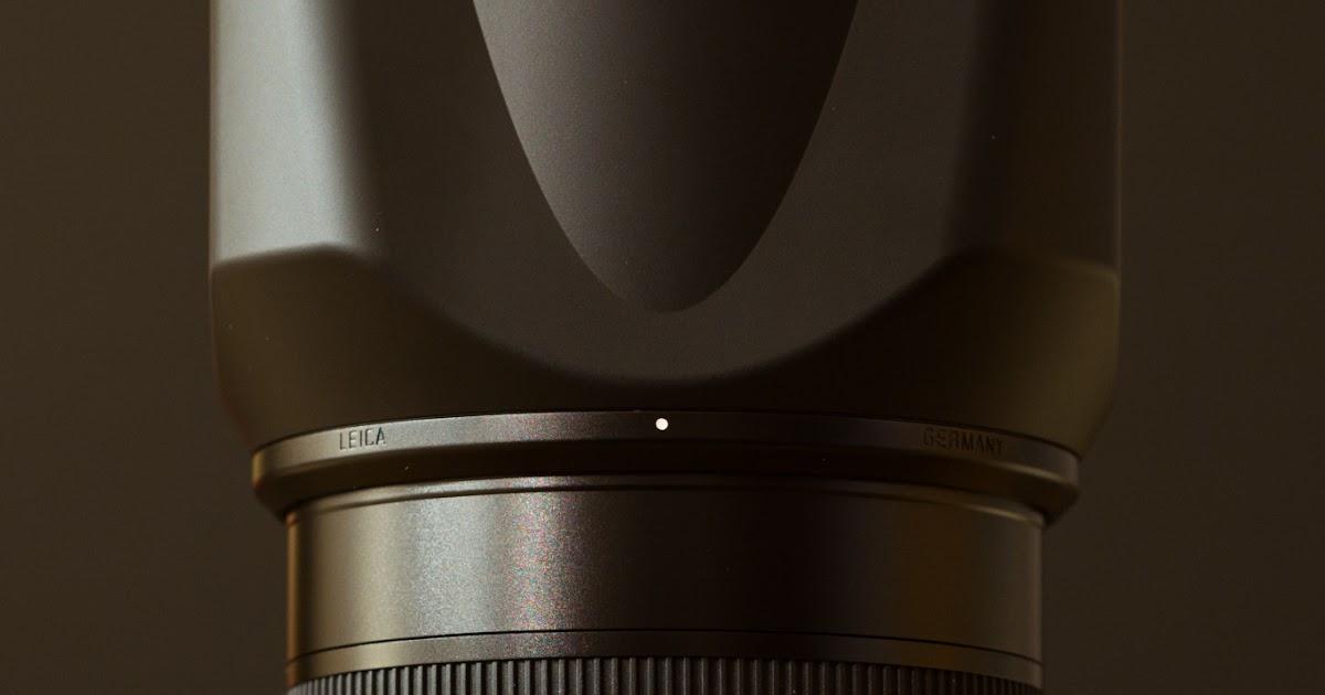 Vergleich / Comparison Leica Summilux-SL 1:1,4/50 ASPH. vs. Leica Summilux-M 1:1,4 / 50 ASPH.