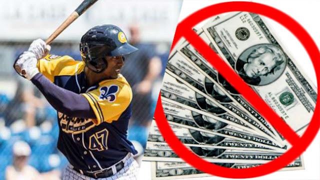 La liga independiente Can-Am paga 2000 USD al mes. La IBL no deja que sus equipos paguen un salario a sus jugadores. Hoy los peloteros cubanos se venden por bagatelas