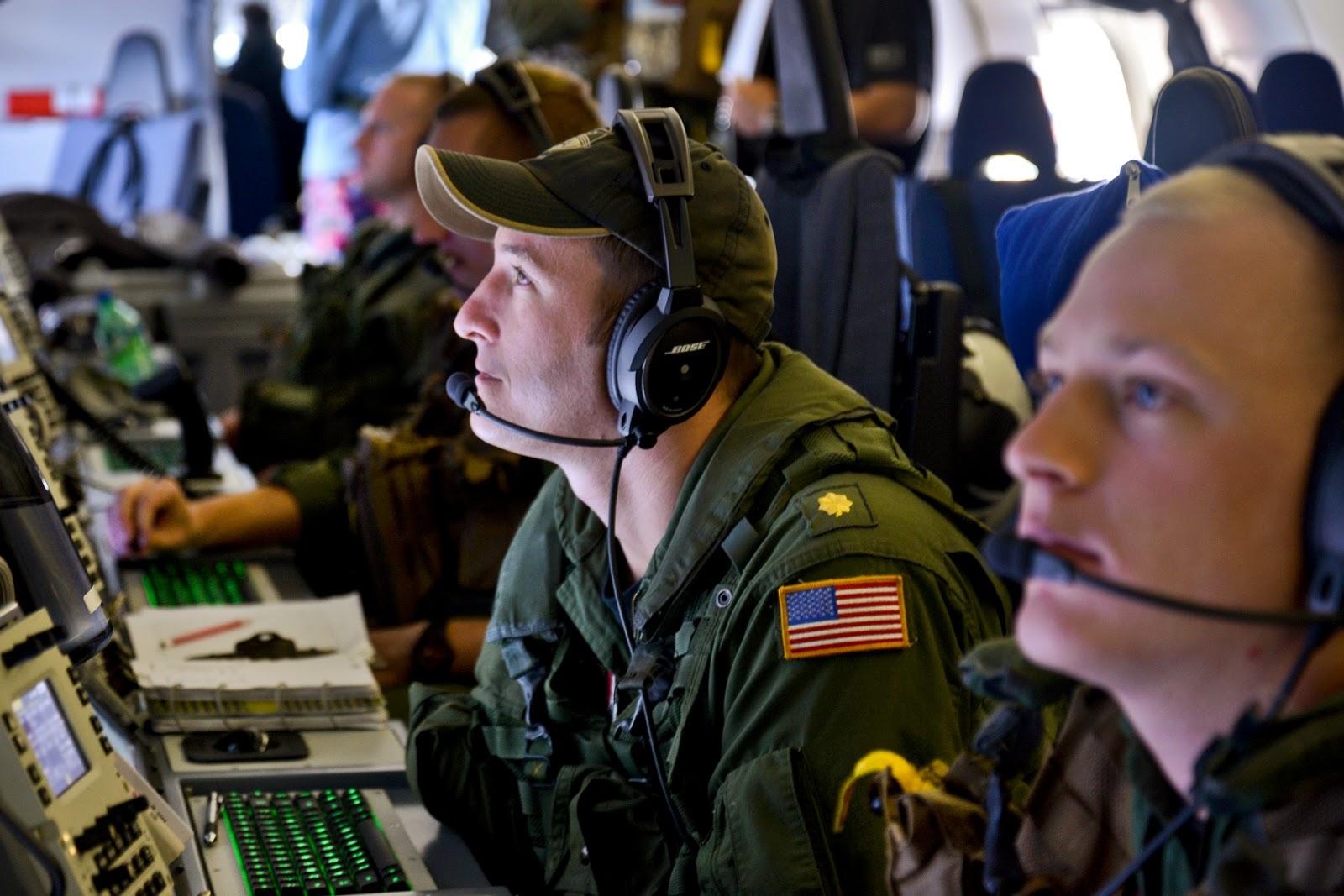 Paul Davis On Crime: Inside A U S  Navy P-8A Poseidon As Aircraft