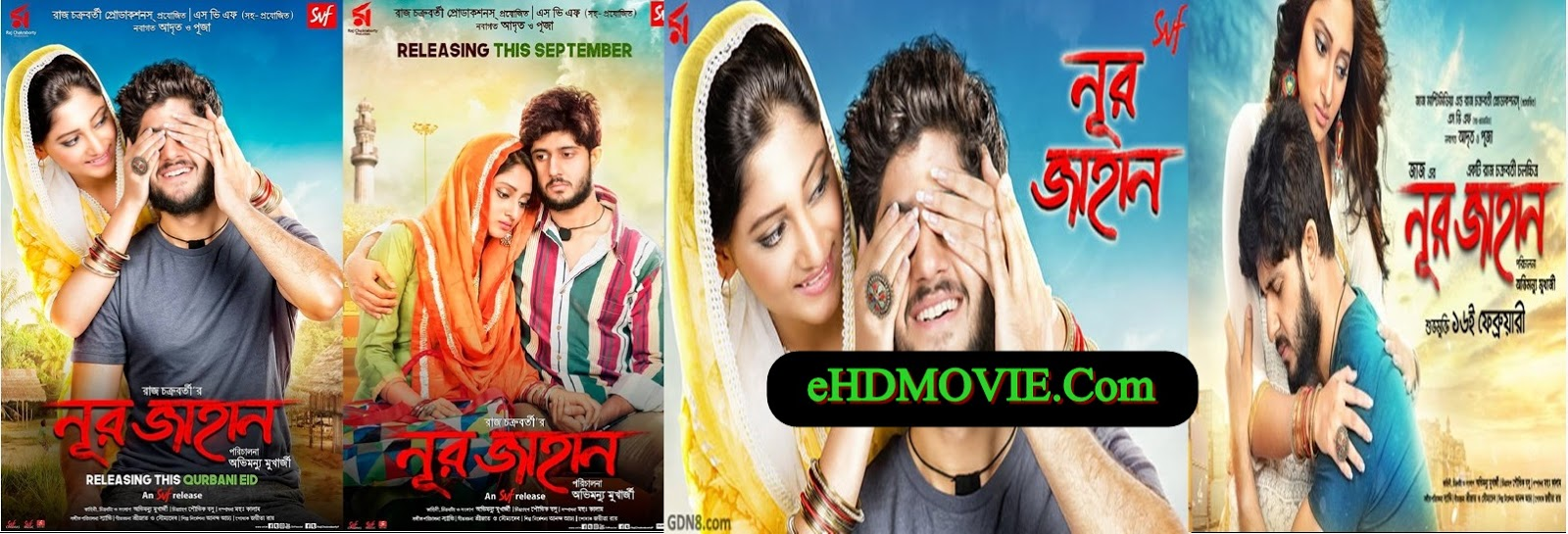 Noor Jahaan 2018 Bengali Full Movie Original 480p - 720p ORG WEB-DL 350MB - 1GB