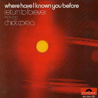 Return To Forever - 1974 - Where Have I Known You Before