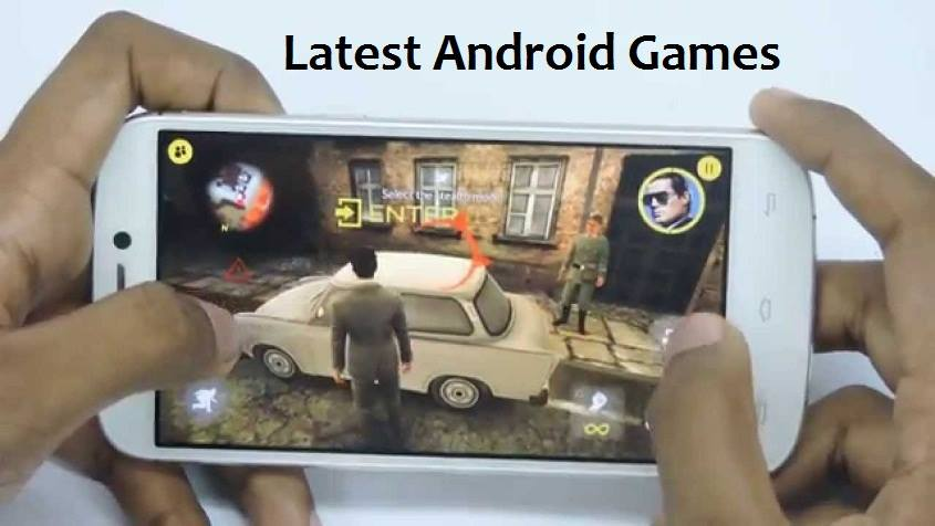 2016 Latest Android APK Games Free Download