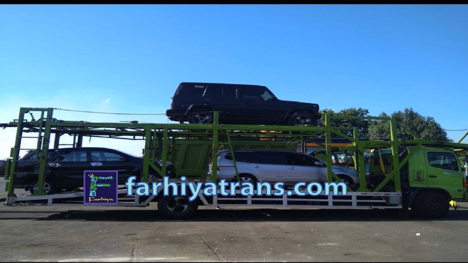 ekspedisi car carrier surabaya jakarta towing kirim mobil