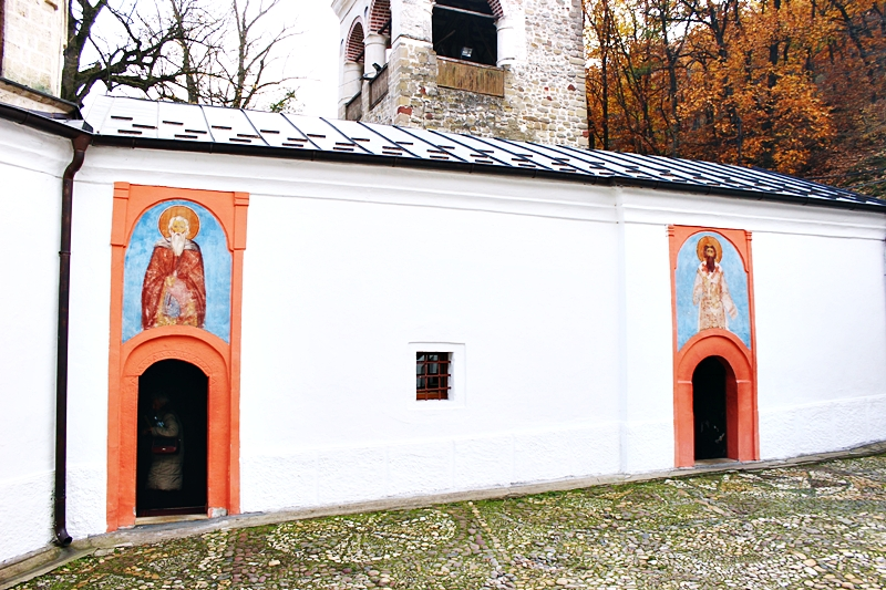 Monastery of Saint Roman in Serbia