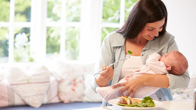 Mother's Day special: Diet and nutrition tips for new moms