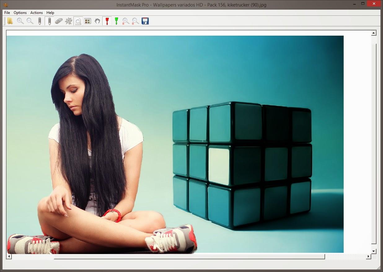 Eliminar fondo de imágenes y dejar transparente