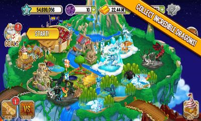 Screenshot: Dragon City Apk