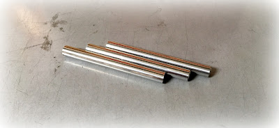 custom stainless aerospace pins supplier and distributor - one side chamfered only
