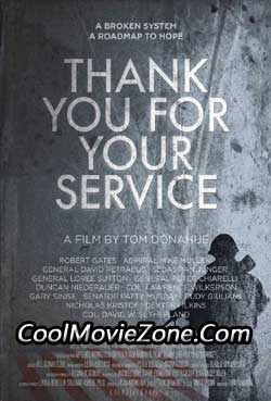 Thank You for Your Service (2015)