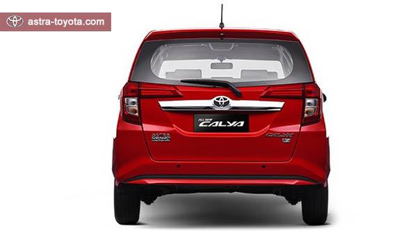Perbedaan All New Kijang Innova Tipe G Dan V Yaris Trd 2017 Eksterior Toyota Calya E - Astra ...