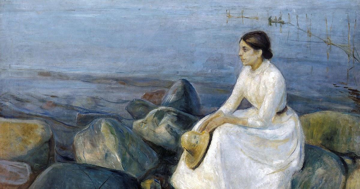 Breinwekker Edvard Munch En De Natuur