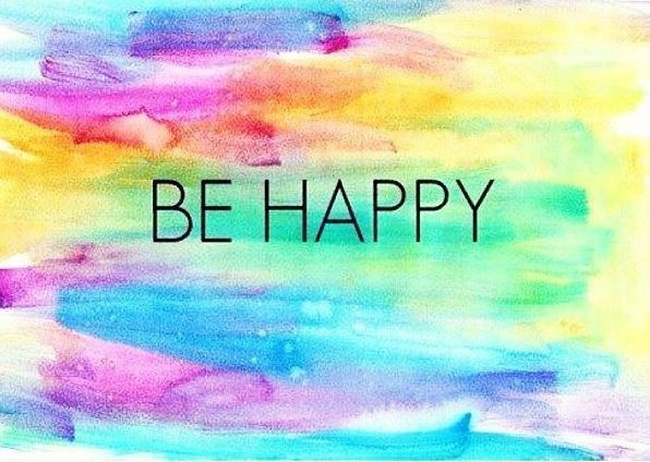 You have the great chance to be truly happy