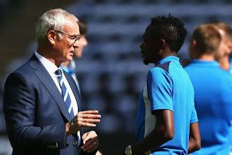 Musa much better, confident - Ranieri