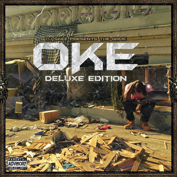 The Game - OKE - Deluxe Edition Cover