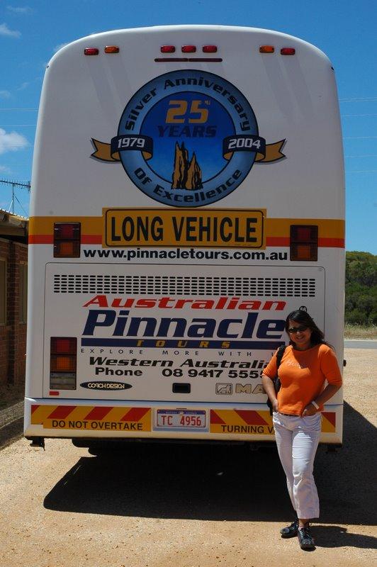 Travelholic: Day 3 | Perth's Pinnacle Desert & Lancelin Sand