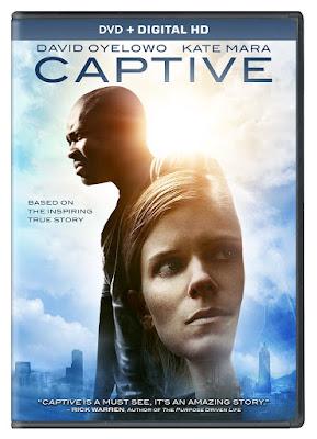 Captive DVD