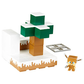 Minecraft Choppin' Wood Mini Figures