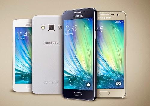 Harga dan Spesifikasi Samsung Galaxy A3 Terbaru