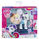 MLP Magical Scenes Rarity Brushable Pony