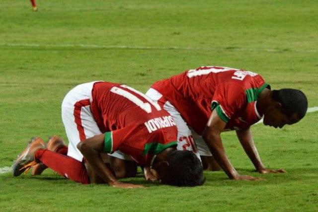 Taklukkan Thailand, Indonesia Lolos ke Putaran Final Piala Asia U-16