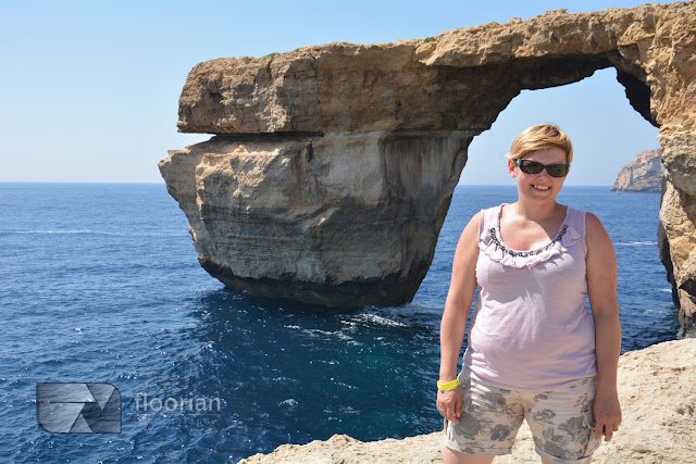 Malta - Hop On – Hop Off  dojazd do Azure Window na Gozo