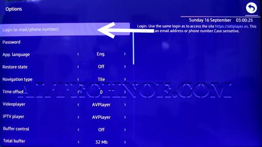 تحميل تطبيق OTT Player على جهاز تلفاز Samsung Smart Tv البديل