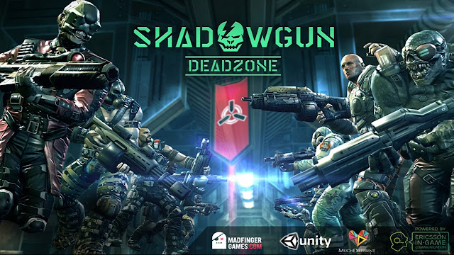 Shadowgun : dead zone