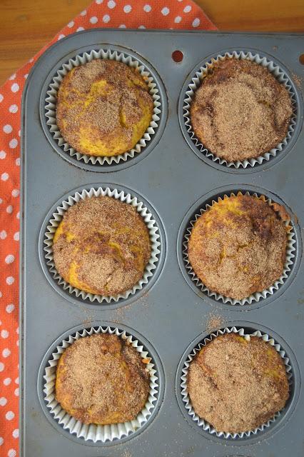 Pumpkin Snickerdoodle Muffins Recipe