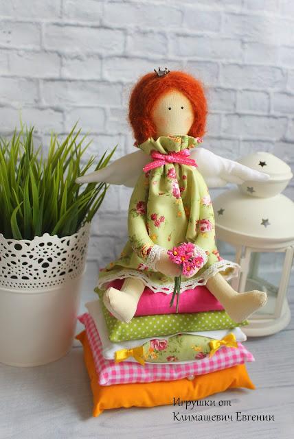 кукла, игрушка, текстильная кукла, тильда, кукла тильда, игрушки ручной работы, авторские игрушки, игрушка в подарок, подарок для девочки, подарок для девушки, принцесса на горошине, тильда принцесса, тильда фея