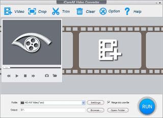 iCareAll Video Converter Portable