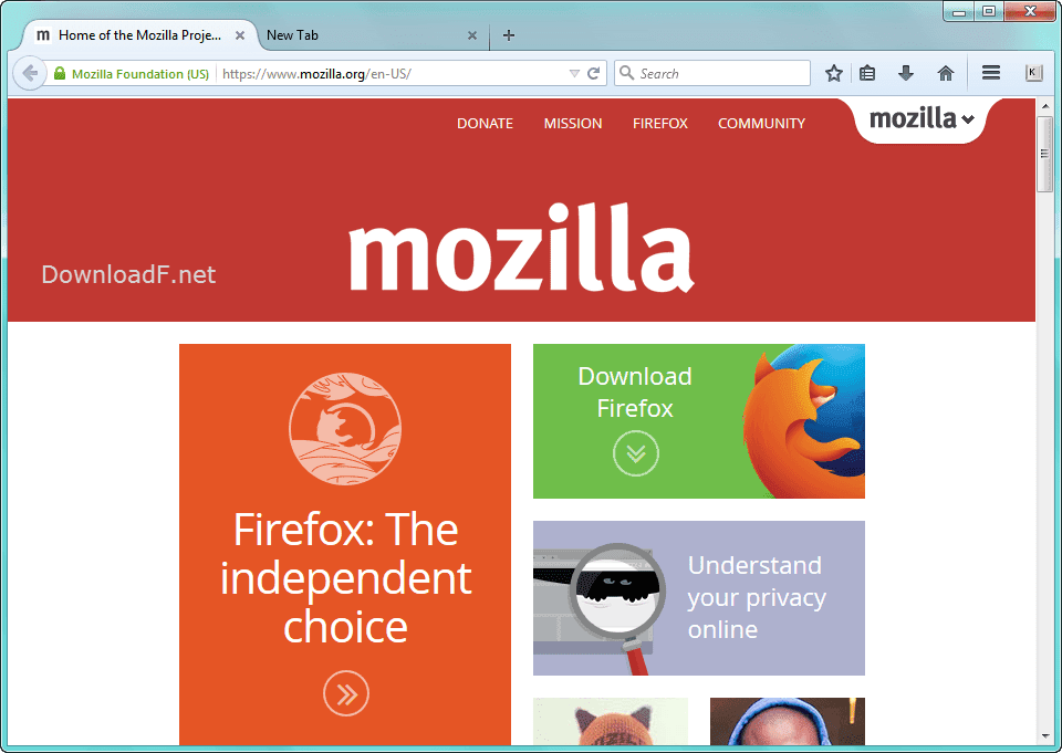mozilla com firefox free download